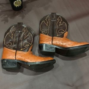 Acme Cowboy Boots Youth Size